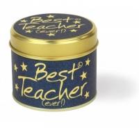 Lily Flame geurkaars, Best Teacher