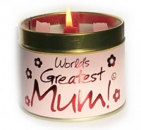 Lily Flame geurkaars, World's Greatest Mum