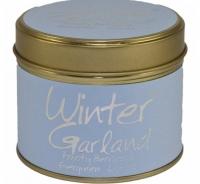 Lily Flame geurkaars, Winter Garland