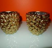 Mooie potjes van Shi Shi, model ananas