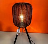Van Bob, prachtige lampen, zwart metaal