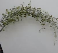 Ceropegia kunstplant, grijs groene variant